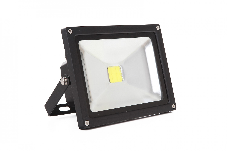 20w led strahler ip65 flutlicht fluter scheinwerfer spot neutral weiss implotex led strahler. Black Bedroom Furniture Sets. Home Design Ideas